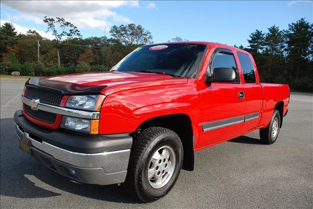 2003 Chevrolet Silverado 1500 Z71 Extended Cab