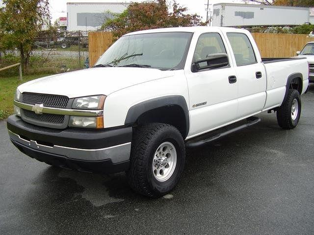 2003 chevrolet silverado 2500 h d for sale in lexington north carolina classified. Black Bedroom Furniture Sets. Home Design Ideas