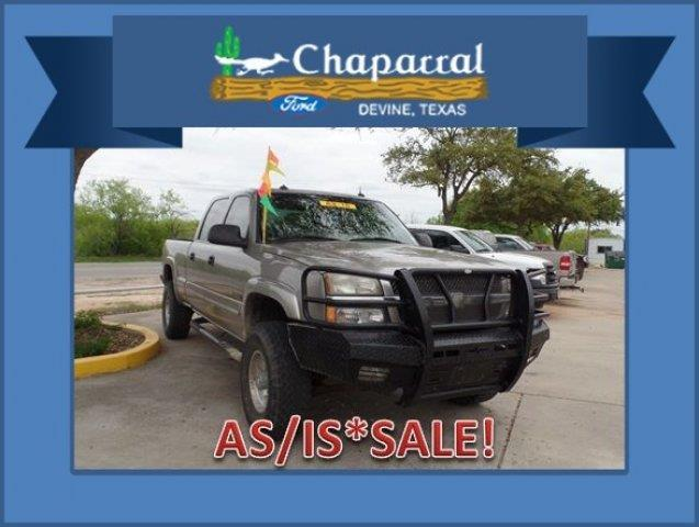 Devine Tx Chevrolet >> 2003 Chevrolet Silverado 2500HD LS 4dr Crew Cab LS 4WD SB for Sale in Devine, Texas Classified ...