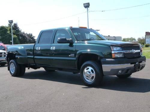 2003 chevrolet silverado 3500 truck crew cab for sale in fairless hills pennsylvania classified. Black Bedroom Furniture Sets. Home Design Ideas