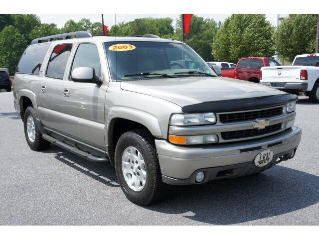 2003 chevrolet suburban 1500 lt for sale in statesville north carolina classified. Black Bedroom Furniture Sets. Home Design Ideas