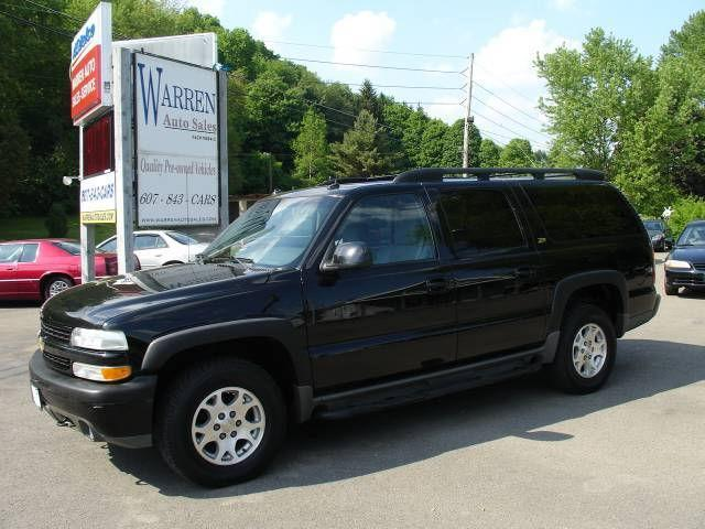 2003 Chevrolet Suburban 1500 Z71 For Sale In Oxford New