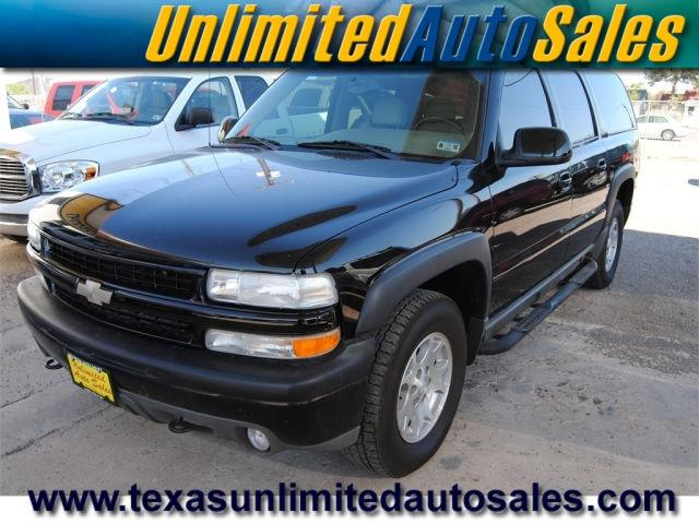2003 chevrolet suburban 1500 z71 for sale in midland texas classified. Black Bedroom Furniture Sets. Home Design Ideas