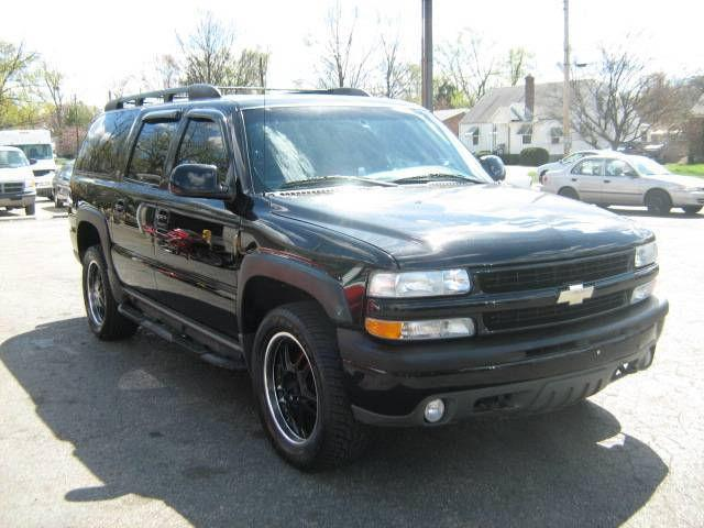 2003 chevrolet suburban 1500 z71 for sale in louisville kentucky classified. Black Bedroom Furniture Sets. Home Design Ideas