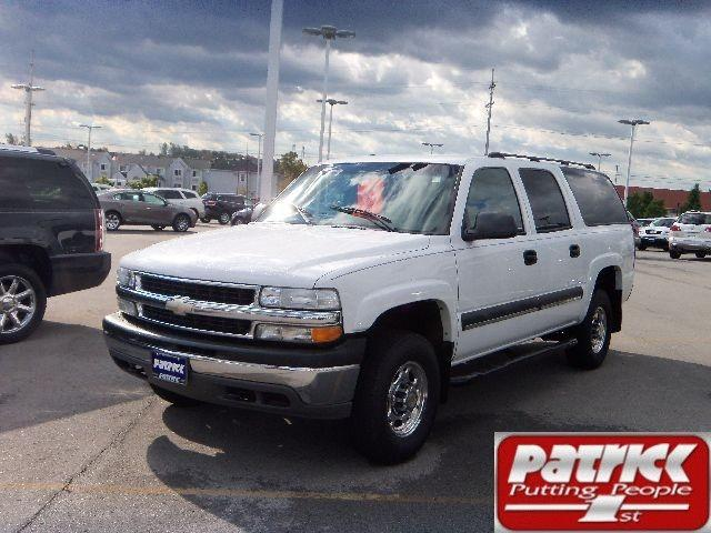 2003 chevrolet suburban for sale in rochester new york classified. Black Bedroom Furniture Sets. Home Design Ideas