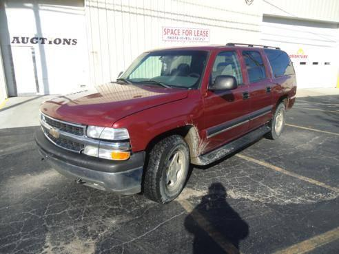 2003 chevrolet suburban for sale in chesaning michigan. Black Bedroom Furniture Sets. Home Design Ideas