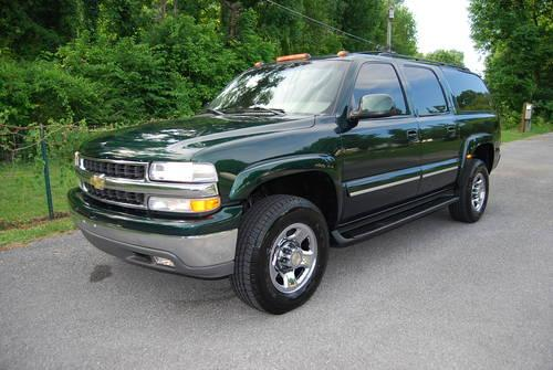 2003 chevrolet suburban lt 2500 quadrasteer 4x4 6 0 for. Black Bedroom Furniture Sets. Home Design Ideas
