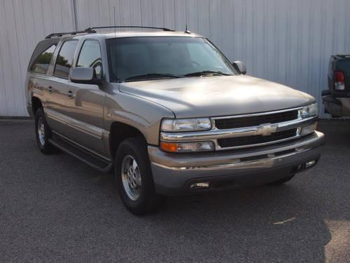 2003 chevrolet suburban suv 4x4 1500 lt 4x4 for sale in new era michigan classified. Black Bedroom Furniture Sets. Home Design Ideas