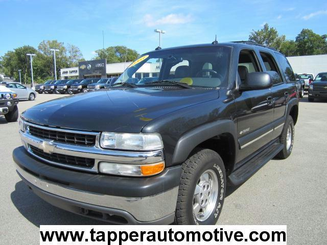 2003 chevrolet tahoe for sale in paw paw michigan classified. Black Bedroom Furniture Sets. Home Design Ideas