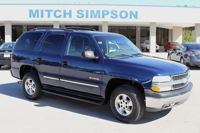 2003 chevrolet tahoe ls leather georgia suv for sale in cleveland georgia classified. Black Bedroom Furniture Sets. Home Design Ideas