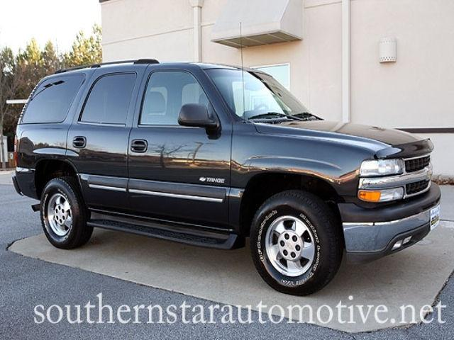 2003 chevrolet tahoe ls for sale in duluth georgia classified. Black Bedroom Furniture Sets. Home Design Ideas