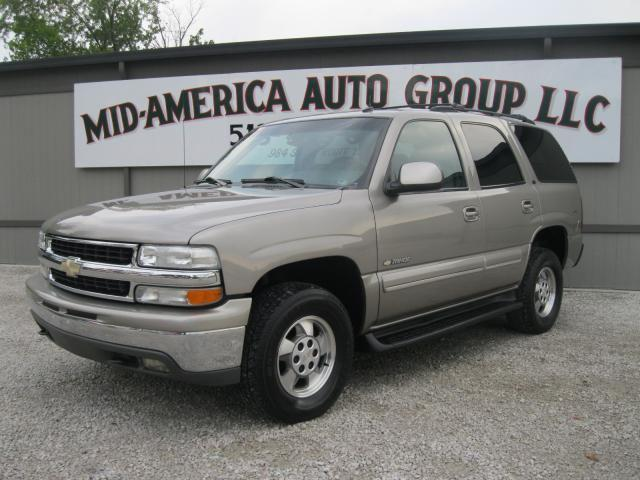 2003 chevrolet tahoe lt for sale in milford ohio classified. Black Bedroom Furniture Sets. Home Design Ideas