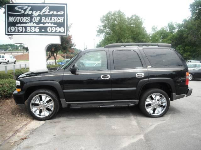 2003 chevrolet tahoe z71 2003 chevrolet tahoe z71 car for sale in raleigh nc 4367421513. Black Bedroom Furniture Sets. Home Design Ideas