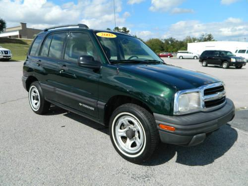 Nissan Brunswick Ga >> 2003 Chevrolet Tracker SUV for Sale in Augusta, Georgia ...