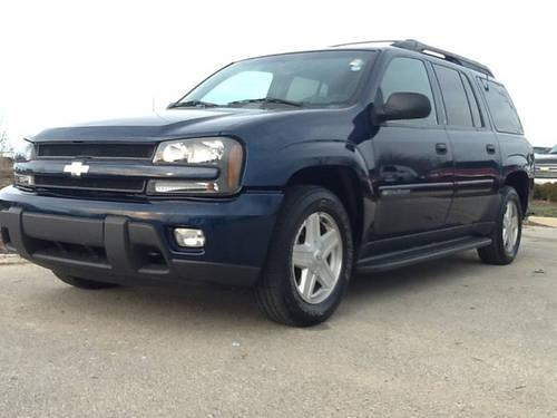 2003 chevrolet trailblazer ext 4wd cloth suv for sale in cartersburg indiana classified. Black Bedroom Furniture Sets. Home Design Ideas