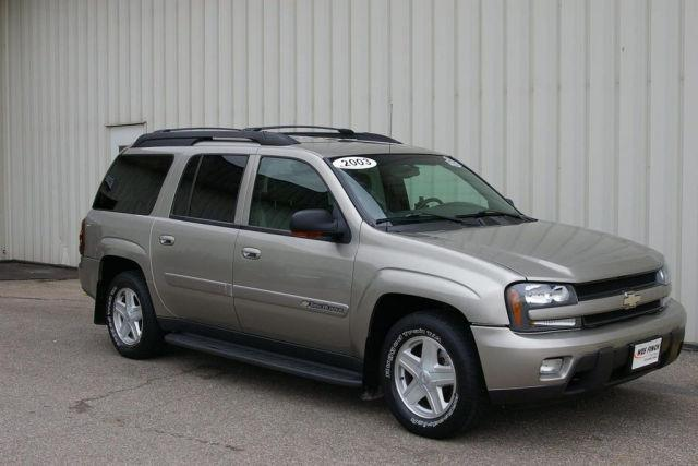 2003 chevrolet trailblazer ext lt for sale in grinnell iowa classified. Black Bedroom Furniture Sets. Home Design Ideas