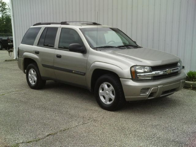 2003 chevrolet trailblazer ls for sale in madison indiana classified. Black Bedroom Furniture Sets. Home Design Ideas
