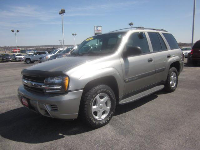 2003 Chevrolet Trailblazer Ls For Sale In Sioux Falls