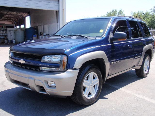 2003 Chevrolet Trailblazer Ltz For Sale In Ocala Florida