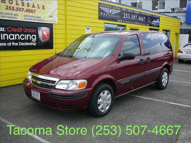 2003 Chevrolet Venture 2003 Chevrolet Venture Car For
