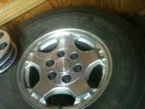 2003 Chevy 16 Quot 6 Lug Rims Baxley Ga For Sale In