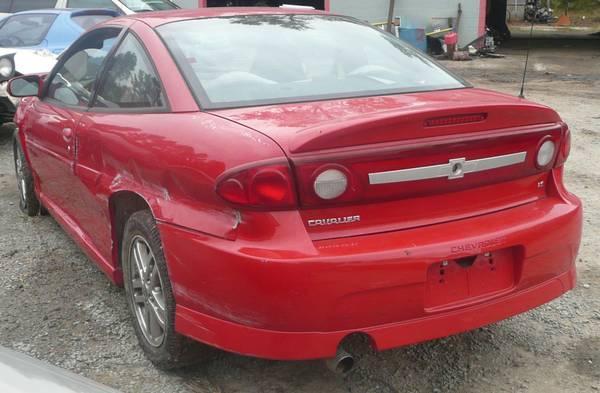 2003 Chevy Cavalier Parts