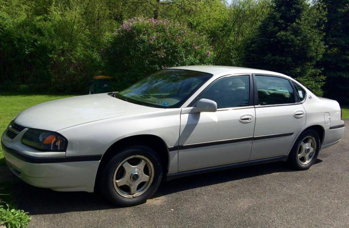 2003 chevy impala for sale in gibsonia pennsylvania classified. Black Bedroom Furniture Sets. Home Design Ideas