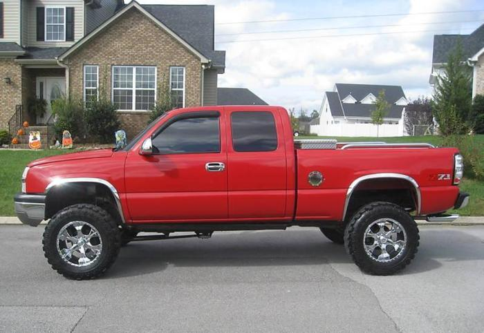 2003 chevy silverado 1500 for sale in buford georgia classified. Black Bedroom Furniture Sets. Home Design Ideas