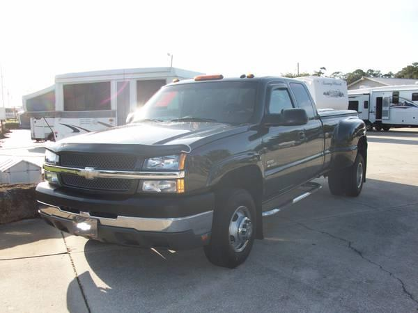 2003 chevy silverado 3500 diesel dually ls for sale in ormond beach florida classified. Black Bedroom Furniture Sets. Home Design Ideas