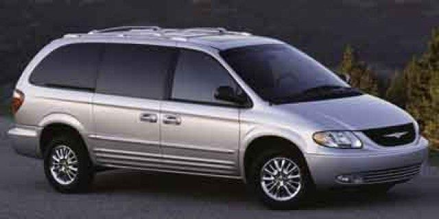 2003 Chrysler Town and Country LX Family Value LX