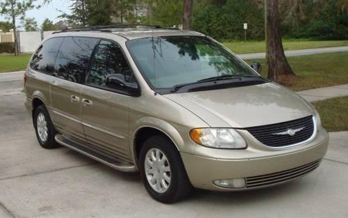 2003 chrysler town country lxi full power loaded with. Black Bedroom Furniture Sets. Home Design Ideas