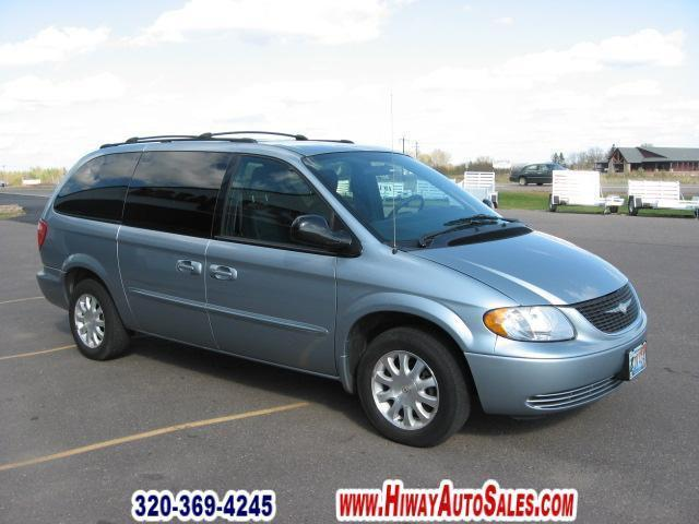 Chrysler Town And Country Roof Rack