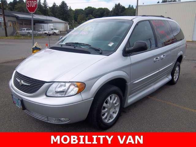 2003 chrysler town country lxi for sale in coos bay oregon. Cars Review. Best American Auto & Cars Review