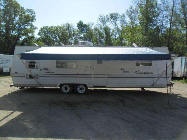 2003 coachman catalina 299tb camper for sale in detroit lakes minnesota classified