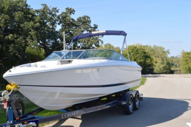 2003 Cobalt 220 22 Ft Bow Rider For Sale In Mchenry