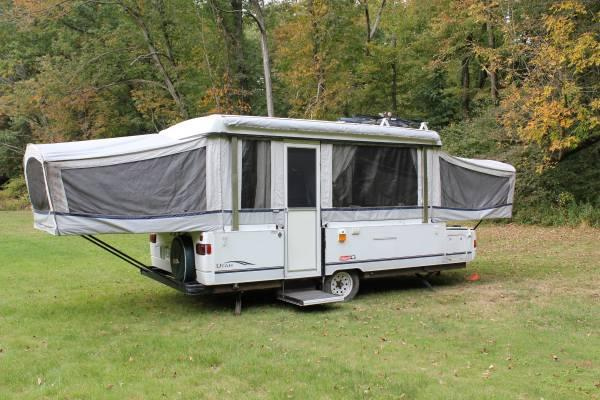 2003 Coleman Utah Pop Up Camper For Sale In Grove City