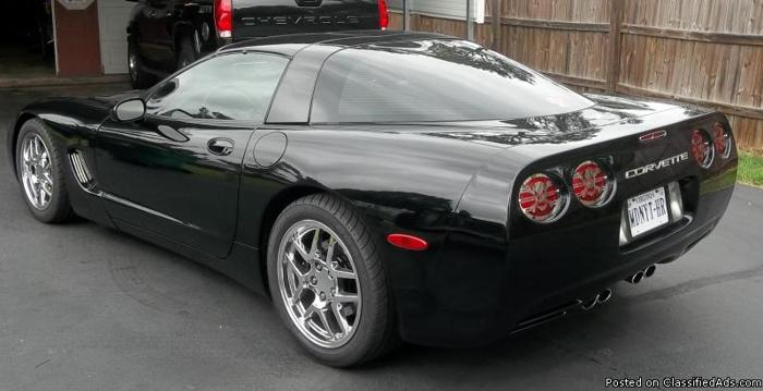 2003 corvette for sale in mechanicsville virginia classified. Black Bedroom Furniture Sets. Home Design Ideas