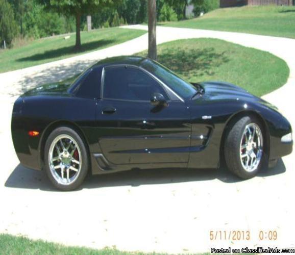 2003 corvette anniversary edition for sale in johnson arkansas classified. Black Bedroom Furniture Sets. Home Design Ideas