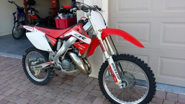 2003 CR125 Excellent Condition CR 125