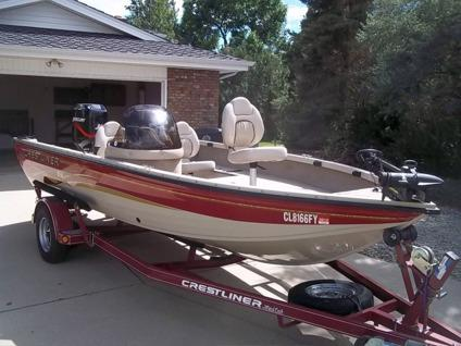 Crestliner Sportfish For Sale In California Classifieds Buy And