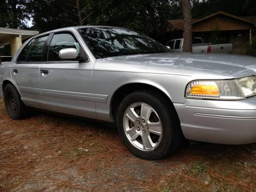 2003 crown victoria lx sport for sale in choctaw beach. Black Bedroom Furniture Sets. Home Design Ideas