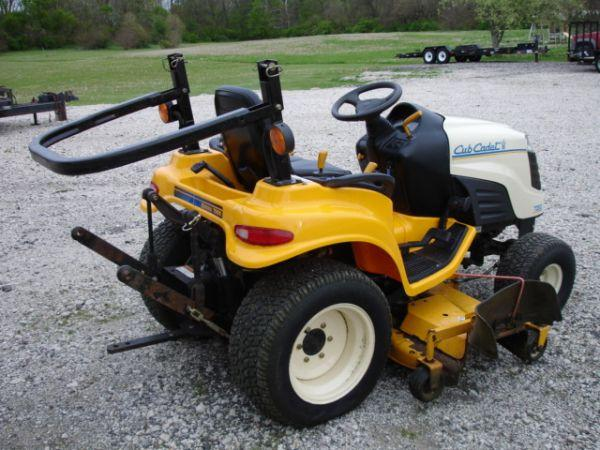 2003 Cub Cadet Sub Compact Tractor Muncie For Sale In