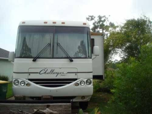 2003 damon challenger 348 class a in panama city beach fl for sale in panama city florida. Black Bedroom Furniture Sets. Home Design Ideas
