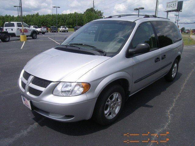 2003 dodge caravan se for sale in thomson georgia classified. Black Bedroom Furniture Sets. Home Design Ideas