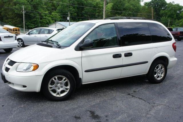 2003 dodge caravan se for sale in antonia missouri classified. Black Bedroom Furniture Sets. Home Design Ideas