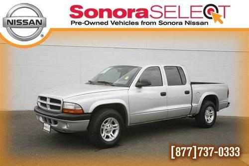 2003 Dodge Dakota Crew Cab Pickup Sport