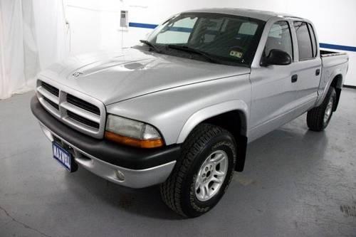 2003 dodge dakota pickup truck 4dr quad cab 131 wb 4wd sport for sale in austin texas. Black Bedroom Furniture Sets. Home Design Ideas