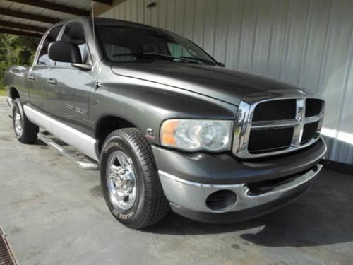 2003 Dodge diesel 3500 quad cab 4 door 102k miles