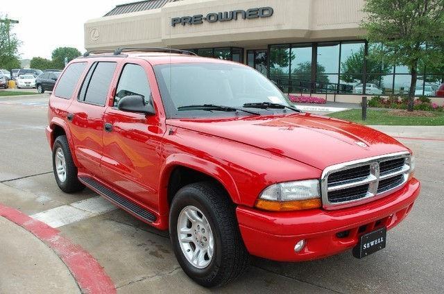 2003 Dodge Durango SLT Plus for Sale in Fort Worth, Texas ...