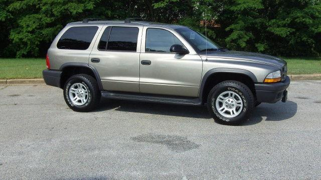 2003 Dodge Durango Sxt For Sale In Greenville South